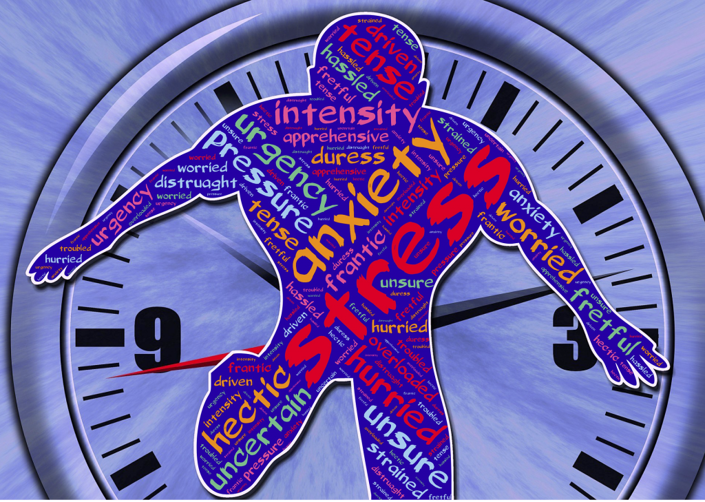 bieganie eliminuje stres