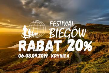 Tauron Festiwal biegowy w Krynicy